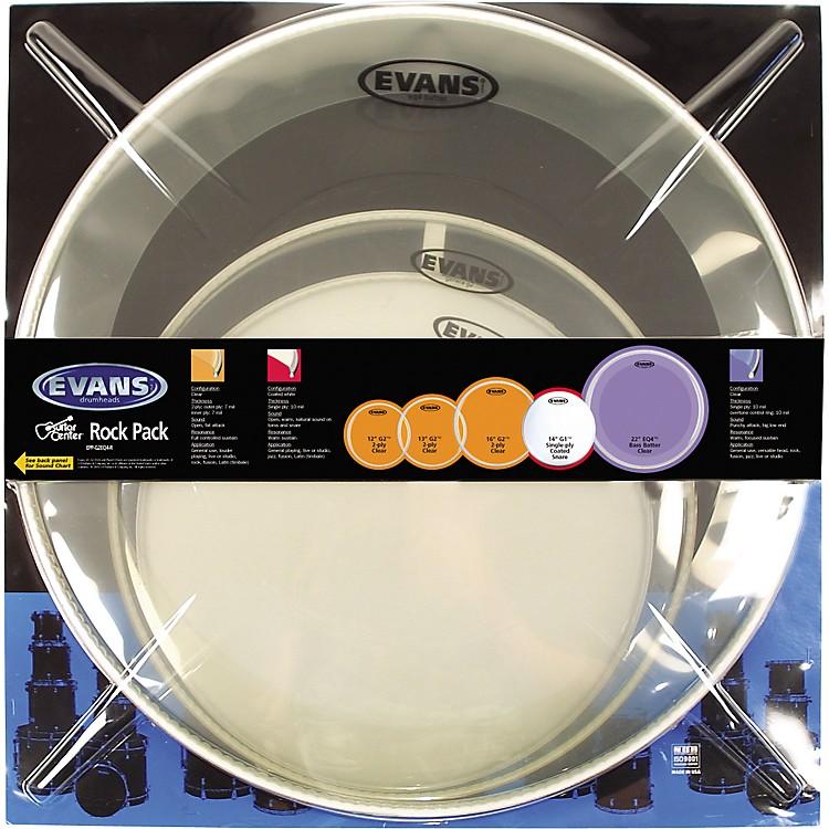 EvansG2 Drum Head PackStandard