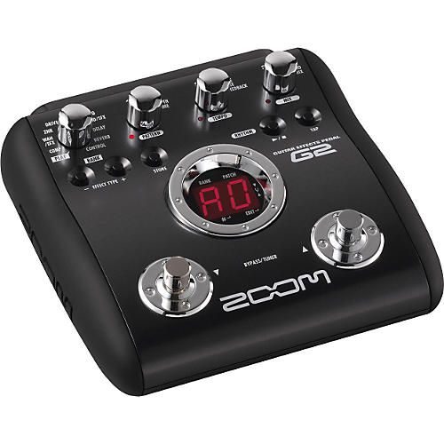 Zoom G2 Guitar Multi-Effects Pedal-thumbnail