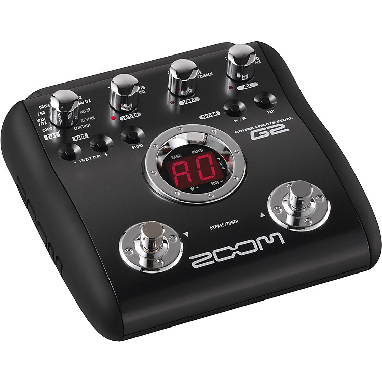 Zoom G2 Guitar Multi-Effects Pedal