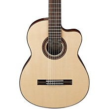 Ibanez G207CWCNT Solid Top Classical Acoustic 7-String Guitar Level 1 Gloss Natural