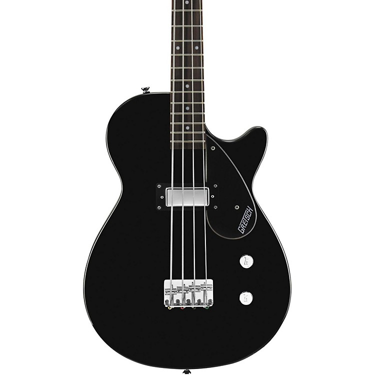 Gretsch Guitars G2210 Electromatic Junior Jet Electric Bass Guitar Black