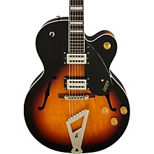 G2420 Streamliner Single Cutaway Hollowbody Aged Brooklyn Burst