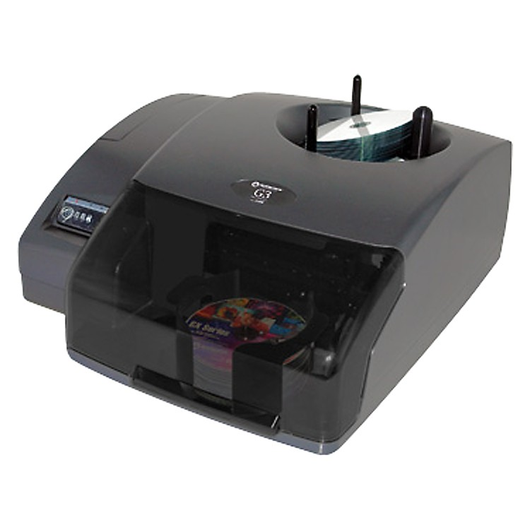 Microboards G3 Disc Publisher, 50-disc auto duplicator/printer