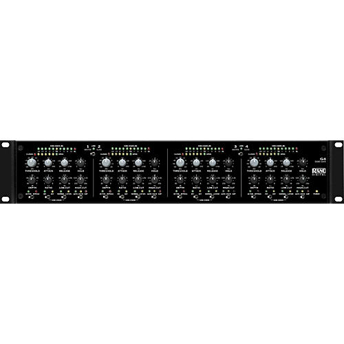 Rane G4 Quad Gate/Ducker/Expander