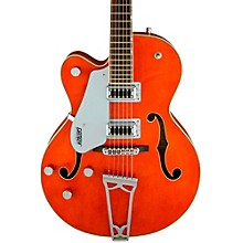 G5420LH Electromatic Hollowbody Left Handed Electric Guitar Orange Stain