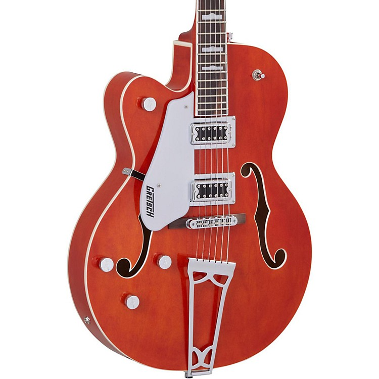 Gretsch Guitars G5420LH Electromatic Left-Handed Hollowbody Guitar Orange
