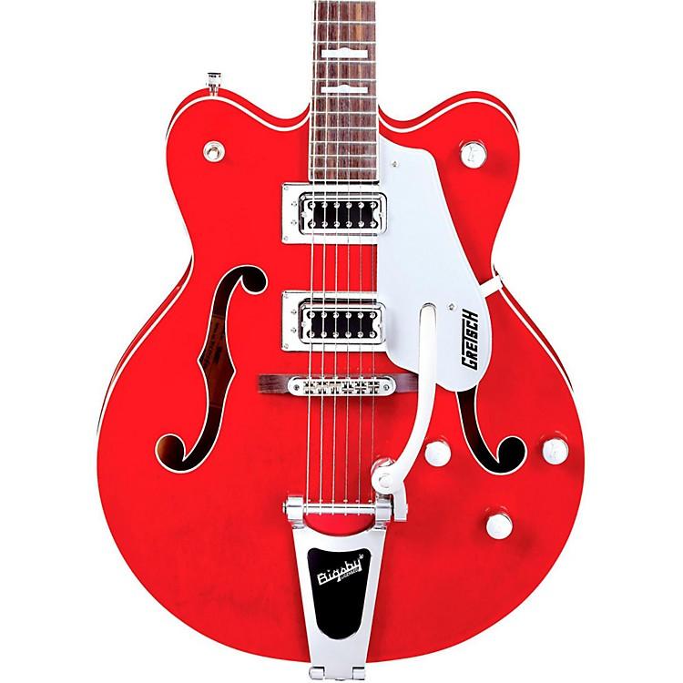 Gretsch GuitarsG5422TDC Electromatic Hollowbody GuitarTransparent Red