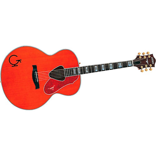 Gretsch Guitars G6022E Rancher Acoustic-Electric Guitar-thumbnail