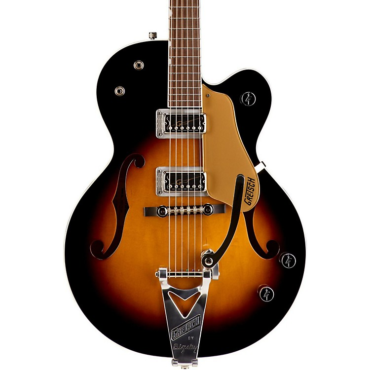 Gretsch Guitars G6117T Anniversary HT With Bigsby Electric Guitar Sunburst