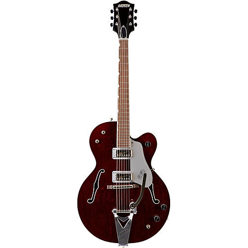 Gretsch Guitars G6119-1962HT Chet Atkins Tennessee Rose Electric Guitar Burgundy Stain