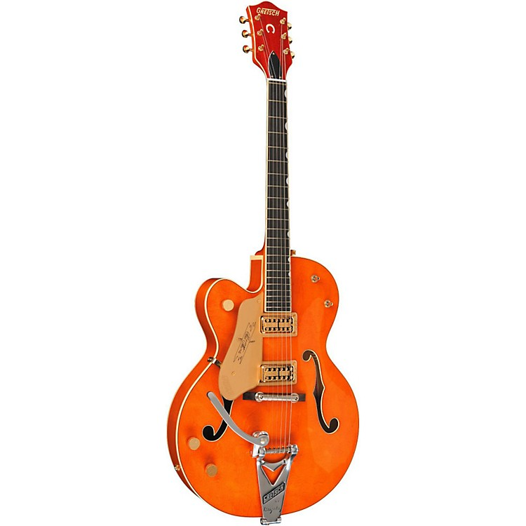 Gretsch GuitarsG6120-1959LH-LTV Left-Handed Chet Atkins Hollowbody Electric GuitarWestern Maple Stain