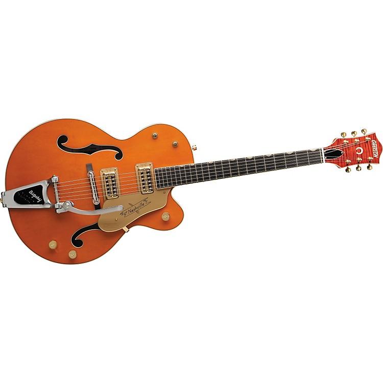 gretsch guitars g6120 1960 nashville electric guitar musician 39 s friend. Black Bedroom Furniture Sets. Home Design Ideas