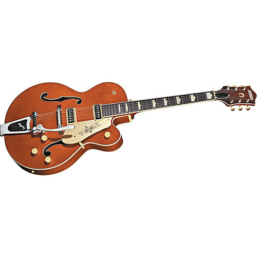 Gretsch Guitars G6120DSV Chet Atkins Hollowbody Electric Guitar-thumbnail