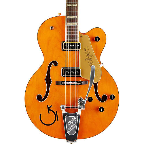 Gretsch Guitars G6120DSW Chet Atkins Hollowbody Electric Guitar