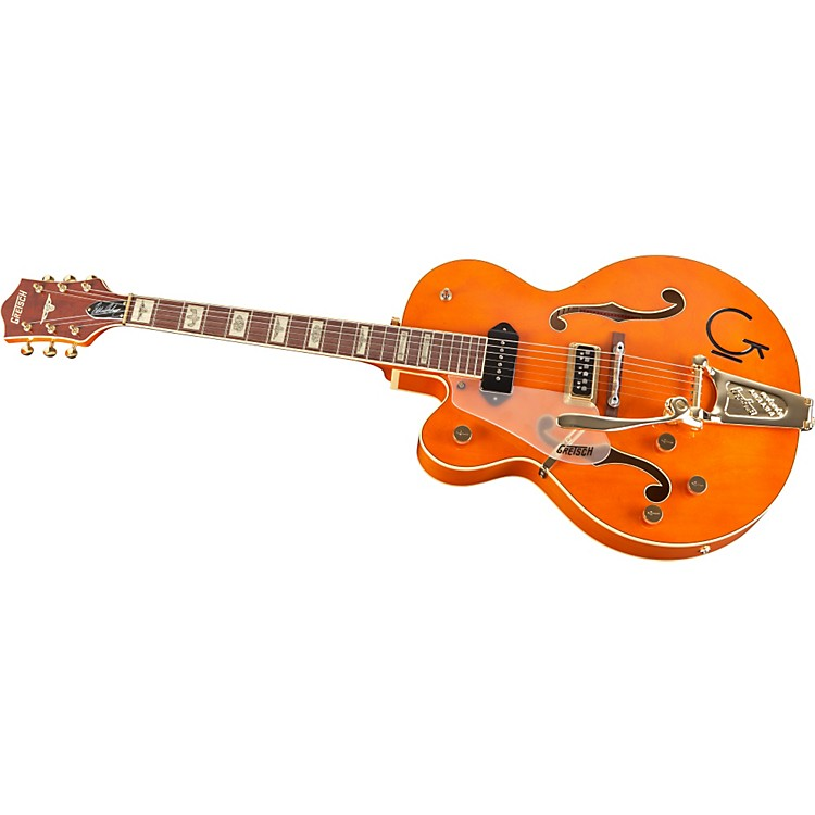 Gretsch Guitars G6120LH Eddie Cochran Left Handed Hollowbody Electric Guitar