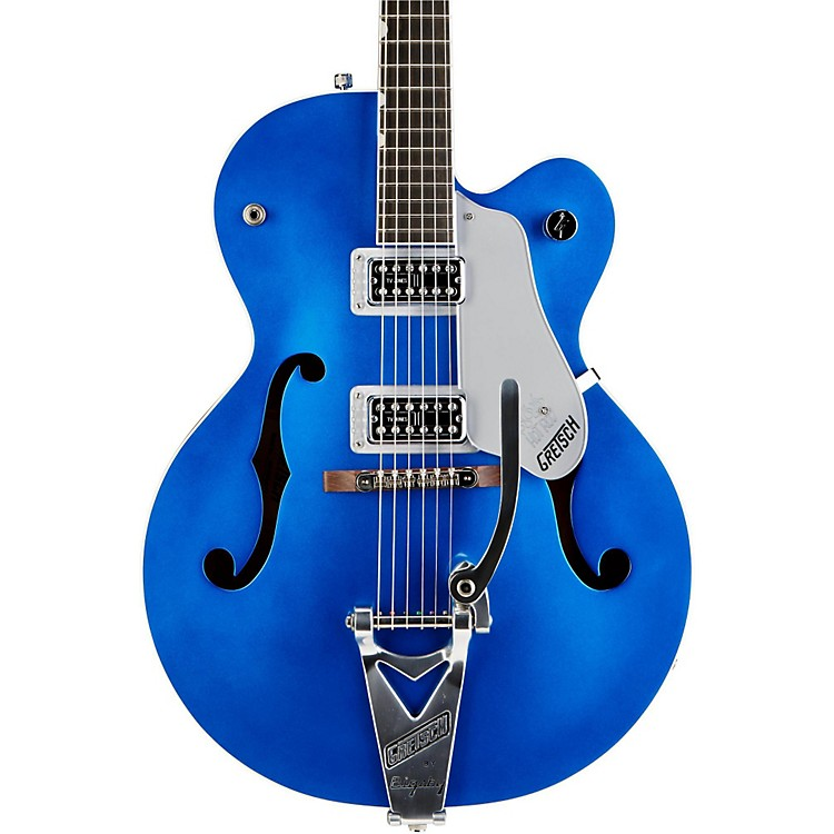 Gretsch GuitarsG6120SH Brian Setzer Hot RodRegal Blue