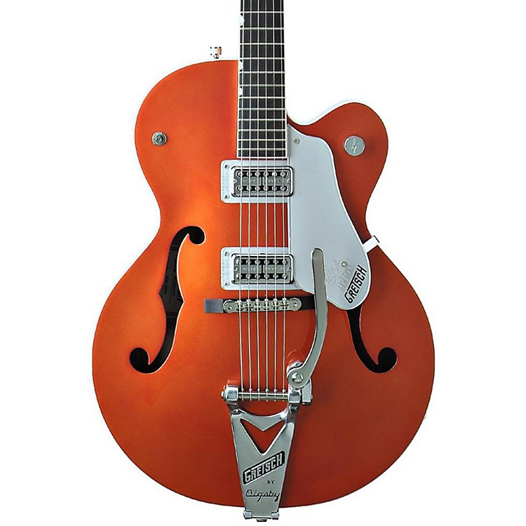 Gretsch GuitarsG6120SH Brian Setzer Hot RodTangerine