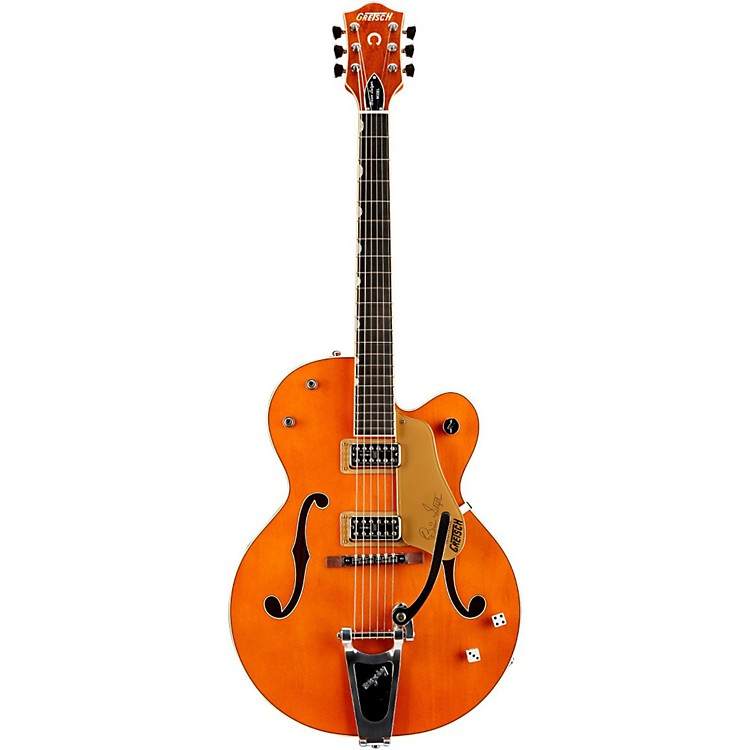 Gretsch Guitars G6120SSLVO Brian Setzer Signature Nashville Guitar Light Vintage Maple Stain