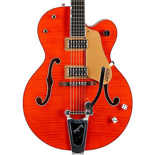 Gretsch Guitars G6120SSU Brian Setzer Nashville Semi-Hollow Electric Guitar-thumbnail