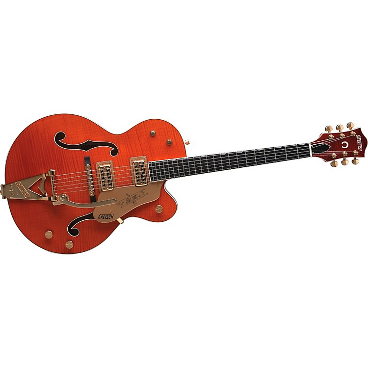 Gretsch Guitars G6120TM Chet Atkins Hollowbody Electric Guitar