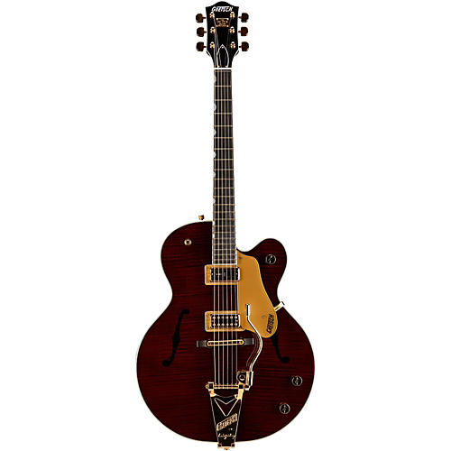 Gretsch Guitars G6122-1959 Chet Atkins Country Gentleman Electric Guitar Walnut Stain