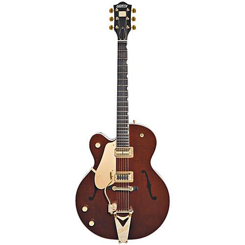 Gretsch Guitars G6122-1959LH Chet Atkins Country Gentleman Electric Guitar Walnut Stain