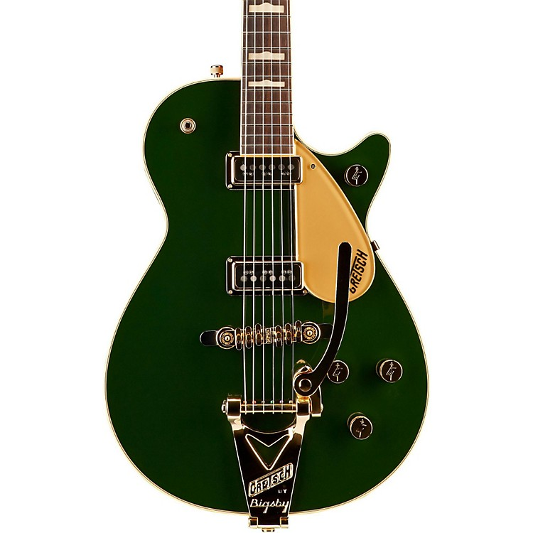Gretsch Guitars G6128TCG Duo Jet Cadillac Green