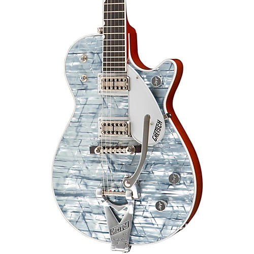 Gretsch Guitars G6129TL Sparkle Jet Electric Guitar with Bigsby