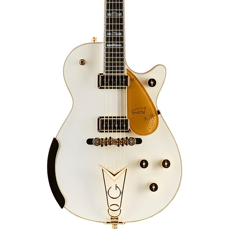 Gretsch Guitars G6134 White Penguin Electric Guitar White