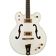 G6136LSB White Falcon Bass Guitar White