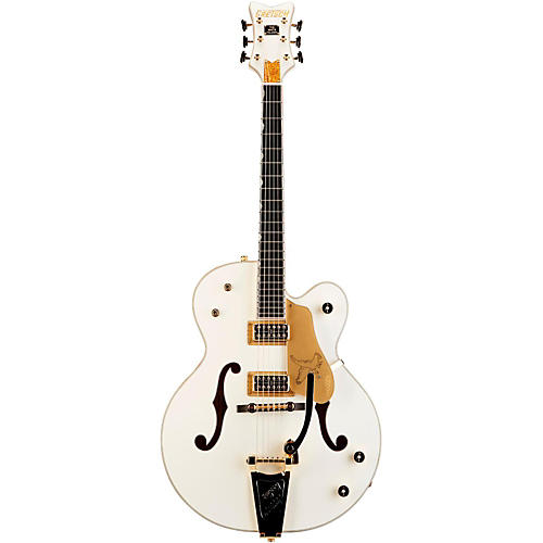 Gretsch Guitars G6136T White Falcon with Bigsby White