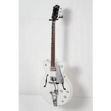 Gretsch Guitars G6137TCB White Panther Center Block Level 3 White 888366044902