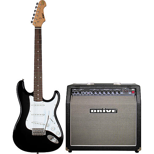 Drive G65-DSP Guitar Combo With Free S101 Black Guitar-thumbnail