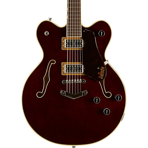 Gretsch Guitars G6609 Players Edition Broadkaster Center Block with V-Stoptail-thumbnail