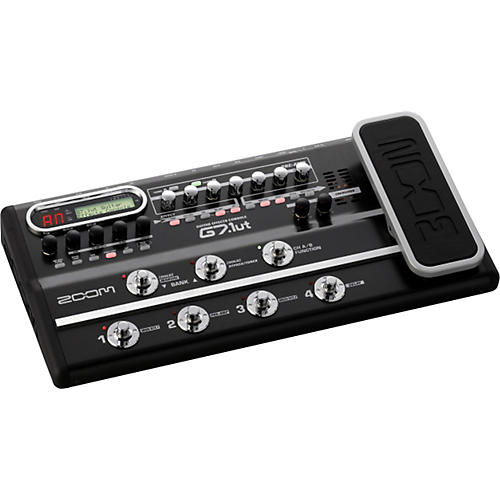 Zoom G7.1ut Tube Guitar Multi-Effects Pedal/USB Interface