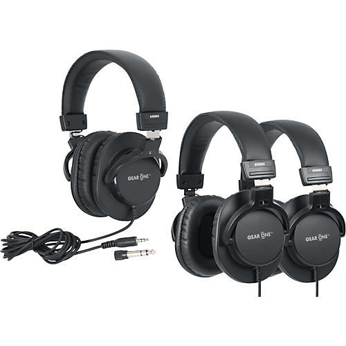 Gear One G900DX Headphone Buy One Get Two Free