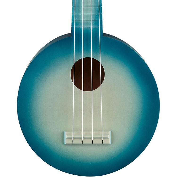 Gretsch Guitars G9101 Camp Ukulele Blue Sunburst