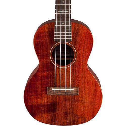 Gretsch Guitars G9120-SK Tenor Koa Ukulele with Gig Bag-thumbnail