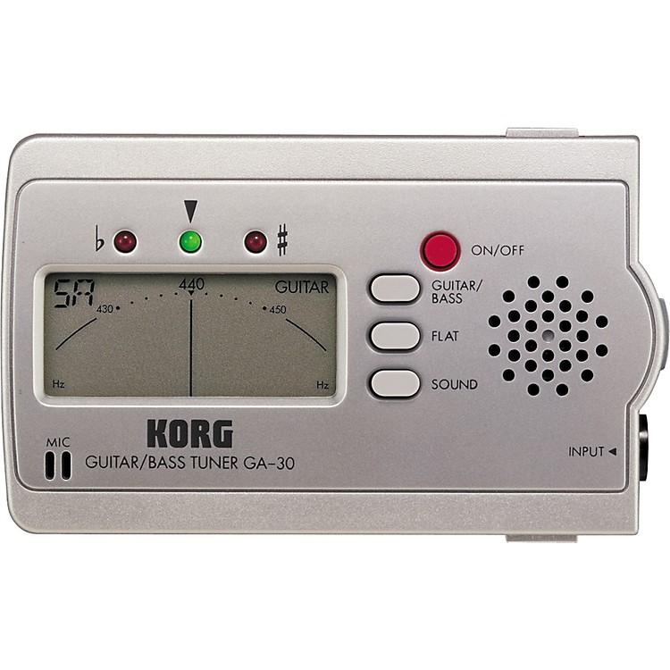 KorgGA-30 Guitar/Bass Tuner