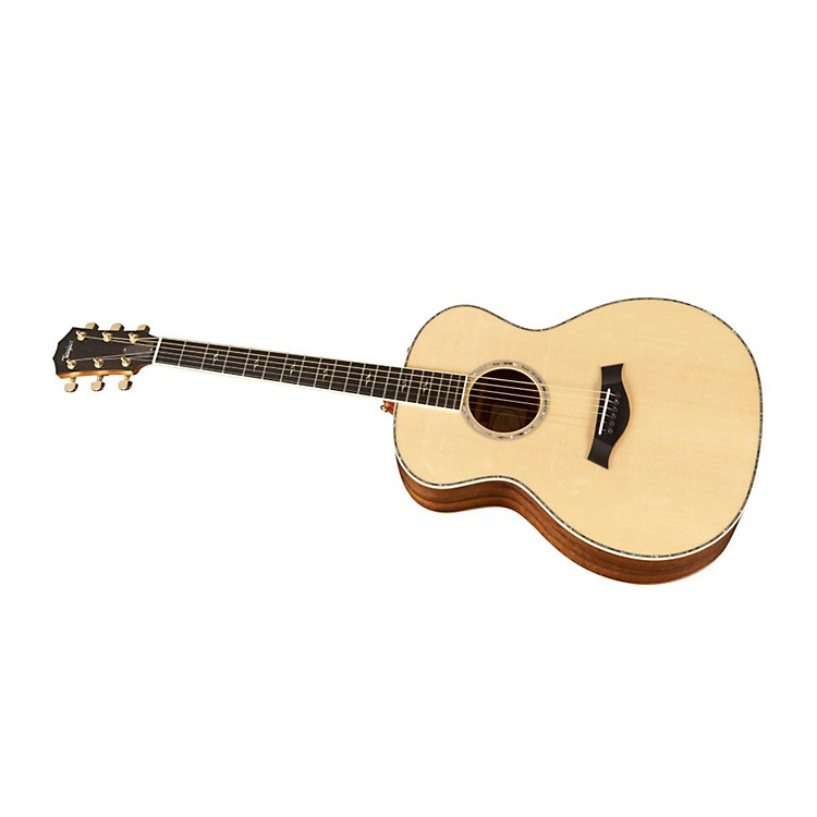 TaylorGA-Ke-L Koa/Spruce Grand Auditorium Left-Handed Acoustic-Electric GuitarNatural