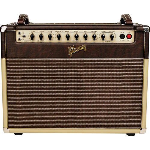 gibson ga40rvt 30w 1x12 tube guitar combo amp musician 39 s friend. Black Bedroom Furniture Sets. Home Design Ideas