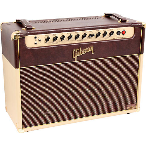 gibson ga42rvt 30w 2x12 tube guitar combo amp musician 39 s friend. Black Bedroom Furniture Sets. Home Design Ideas