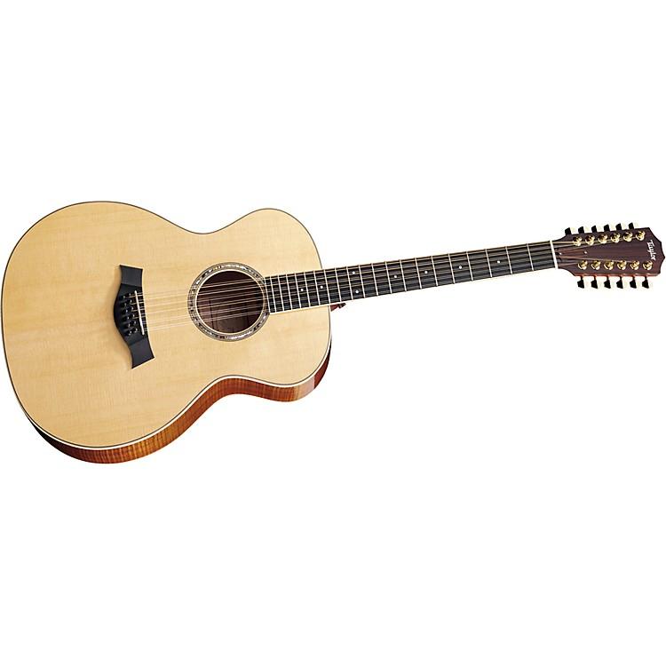 TaylorGA6-12 12-String Grand Auditorium Acoustic Guitar (2010 Model)