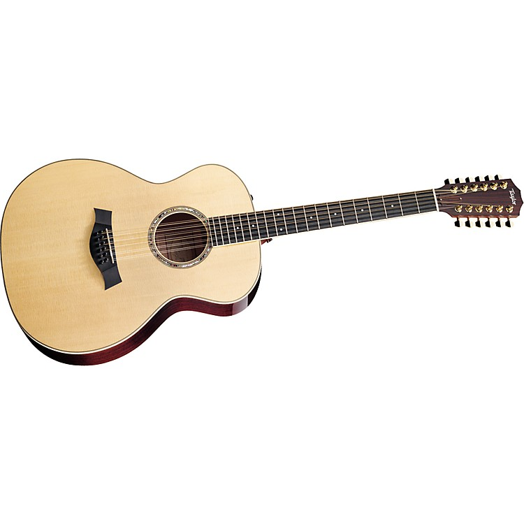 Taylor GA8-12 Grand Auditorium 12-String Acoustic Guitar (2010 Model)