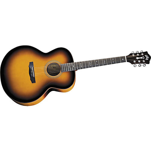 Guild GAD JF-30 Acoustic Design Series Jumbo Guitar with Case-thumbnail