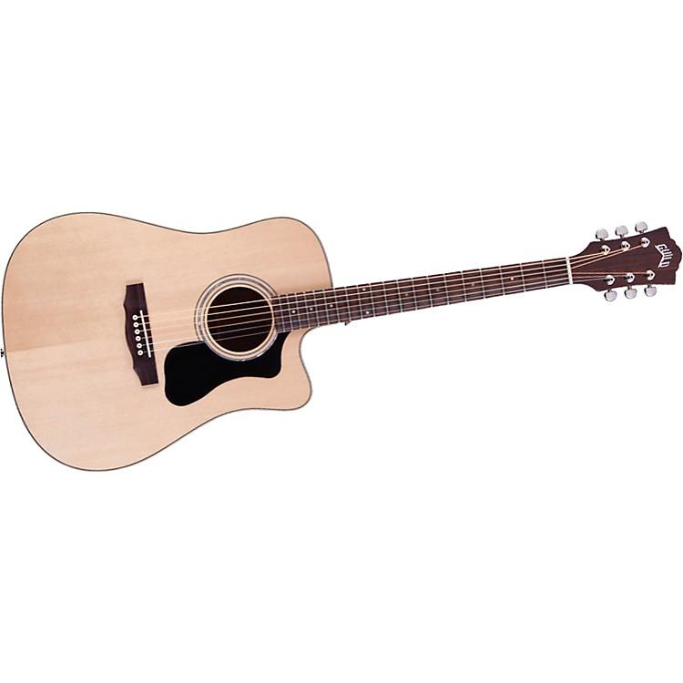 GuildGAD Series D-140CE Dreadnought Acoustic-Electric Guitar