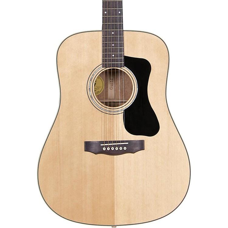 GuildGAD Series D-150 Dreadnought Acoustic GuitarNatural