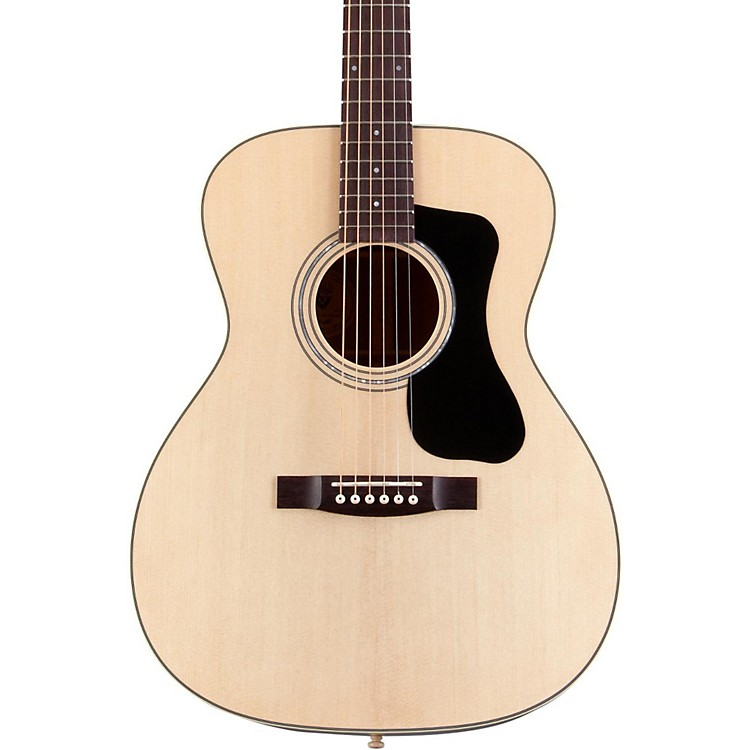 Guild GAD Series F-130 Orchestra Acoustic Guitar Natural