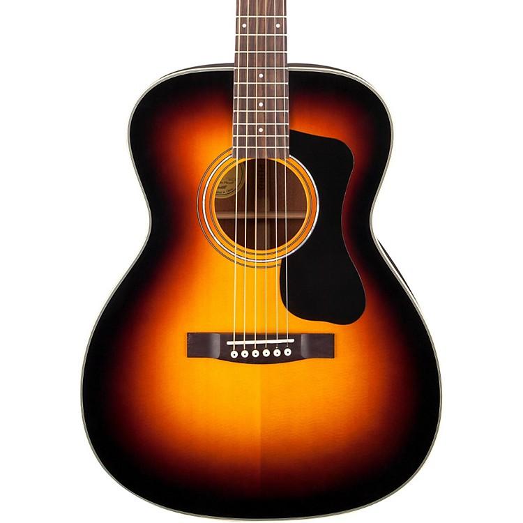GuildGAD Series F-130 Orchestra Acoustic GuitarSunburst