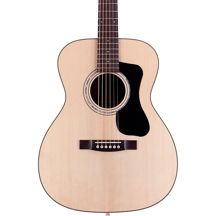 Guild GAD Series F-130R Orchestra Acoustic Guitar Natural